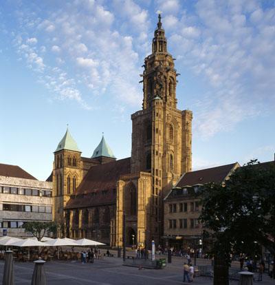 Kilianskirche in Heilbronn, Foto Roman von Götz/ Dortmund